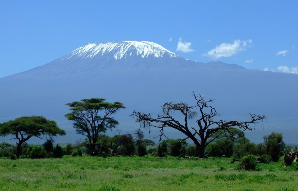 kilimanjaro, kenya, mountain