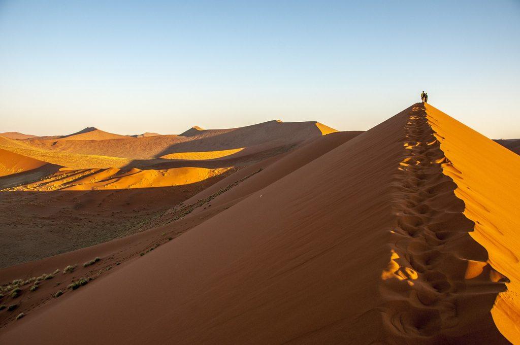 namibia, wolwedans, namib edge