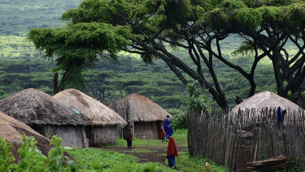 tanzania, masai, africa